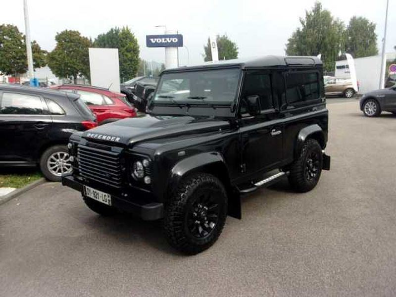 Land Rover Defender SW 90 Autobiography Edition Mark VI