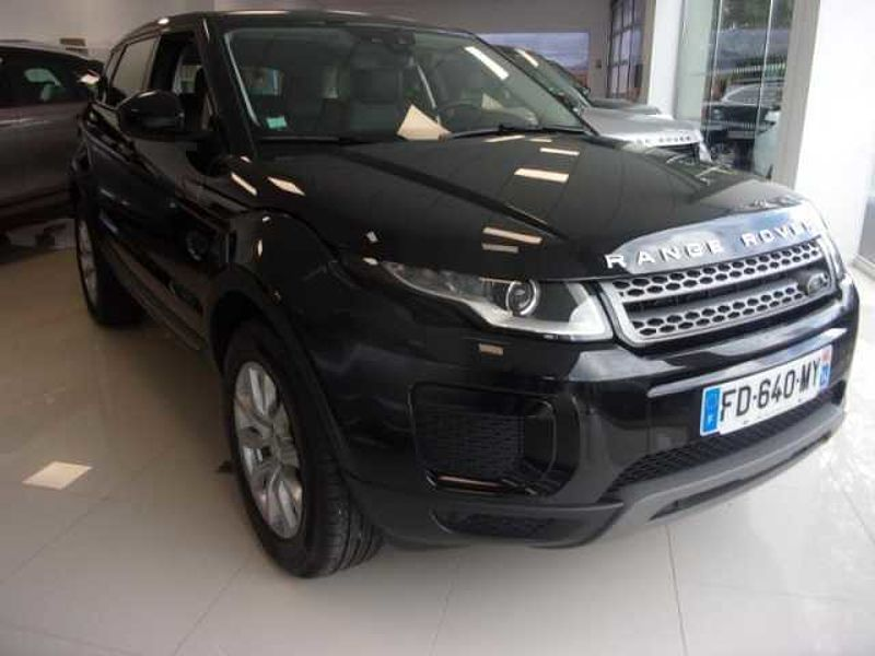 Land Rover Range Rover Evoque 2.0 eD4 150 Pure 4x2 Mark VI