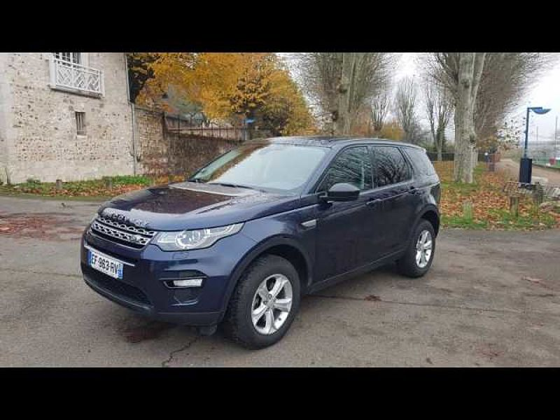 Land Rover Discovery Sport 2.0 TD4 150ch AWD Business Mark II